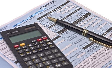 Personal Income Tax Return for Doctors in BC